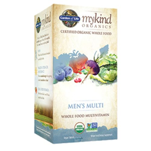 mykind Organics Men's Multivitamin