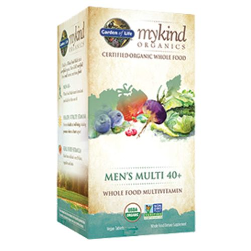 mykind Organics Men's 40+ Multivitamin