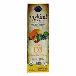 Garden of Life mykind Organics Vegan D3 1000 IU