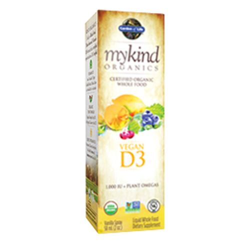 mykind Organics Vegan D3 Spray