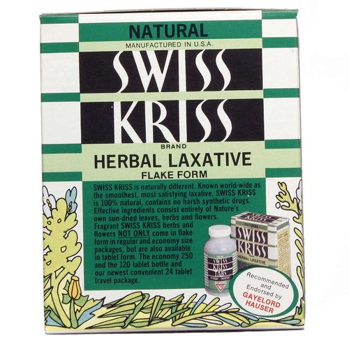 Swiss Kriss Herbal Laxative