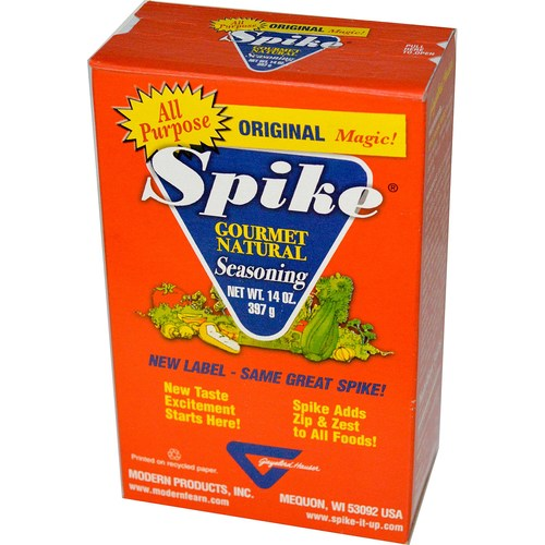 Spike Gourmet Natural Seasoning