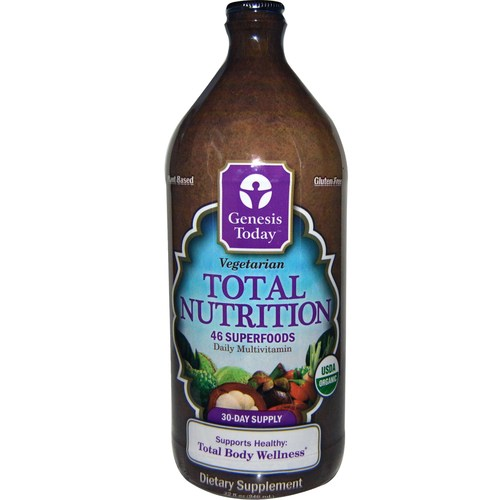 Organic Total Nutrition
