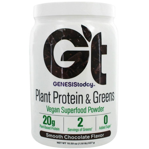 Plant Protein  Greens
