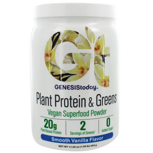 Plant Protein & Greens