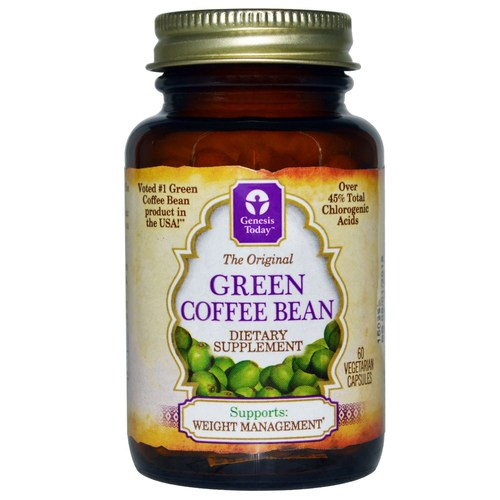 Pure Green Coffee Bean