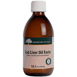 Genestra Cod Liver Oil Forte