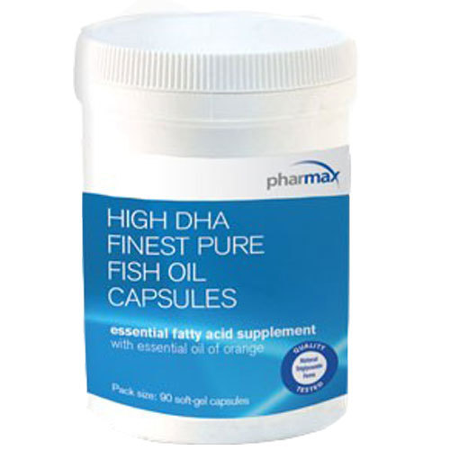 Pharmax DHA Finest Pure Fish Oil