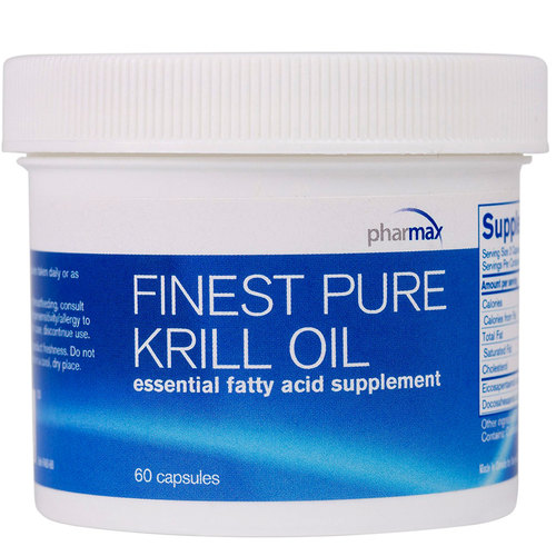 Pharmax Finest Pure Krill Oil