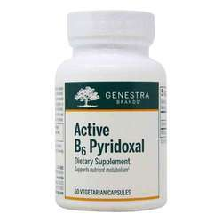 Genestra Active B6 Pyridoxal