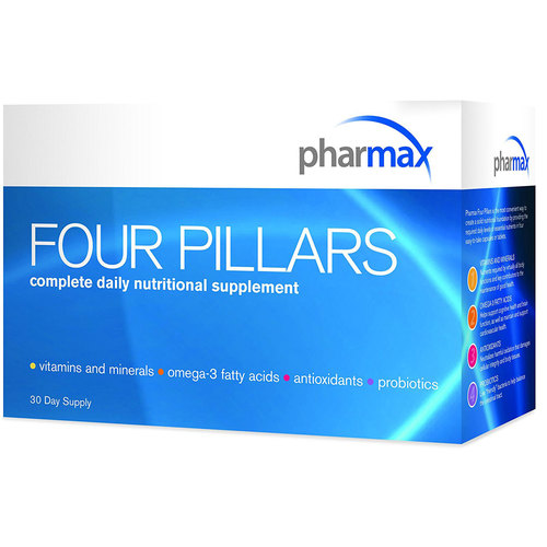 Pharmax Four Pillars