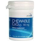 Genestra Pharmax Chewable CoQ10