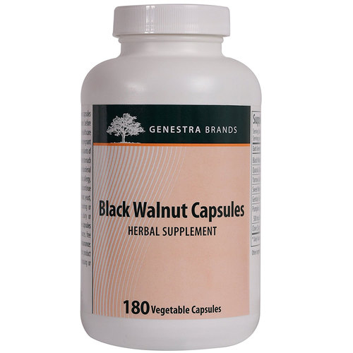 Black Walnut Capsules