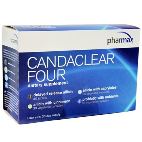 Pharmax Candaclear Four