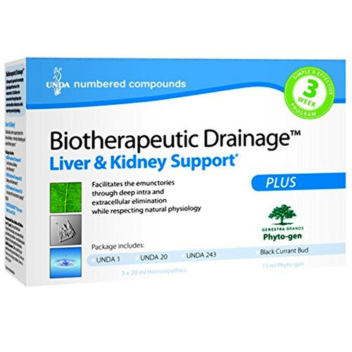 Biotherapeutic Drainage Liver & Kidney Support