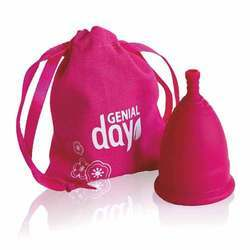 Genial Day Menstrual Cup Large