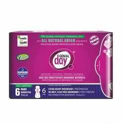 Genial Day Heavy Postpartum Flow Pads