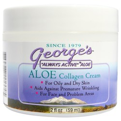 Georges Aloe Vera Collagen Cream