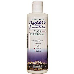 Georges Aloe Herbal Rubdown
