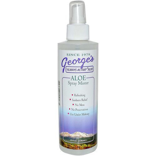 Aloe Spray Mister