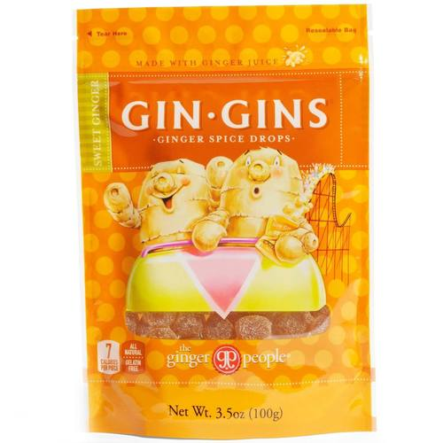 Gin-Gings Ginger Spice Drops