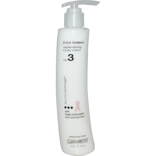 D:tox System Replenishing Body Lotion