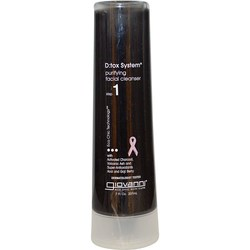 Giovanni Hair Care Products D:tox System Purifying Facial Cleanser