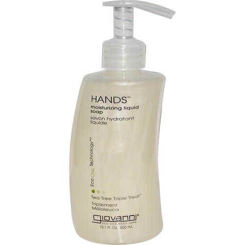 Moisturizing Liquid Soap