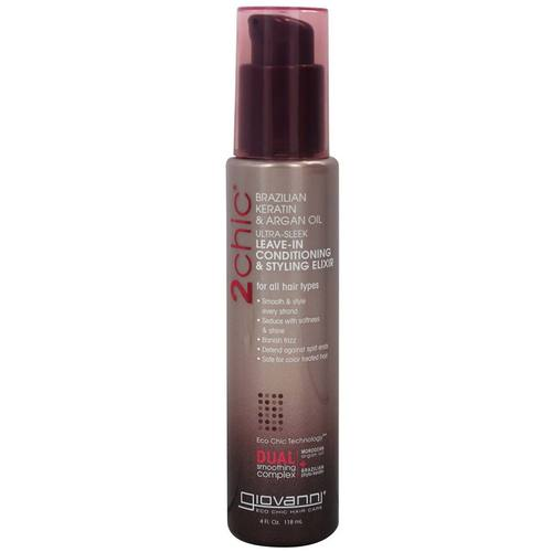 2chic Ultra-Sleek Leave-In Conditioning  Styling Elixir