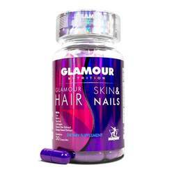Glamour Nutrition Glamour Hair Skin and Nails