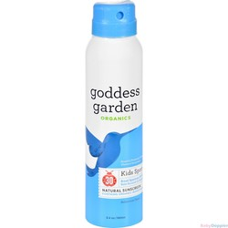 Goddess Garden Kid's Sport Continuous Spray Natural Sunscreen