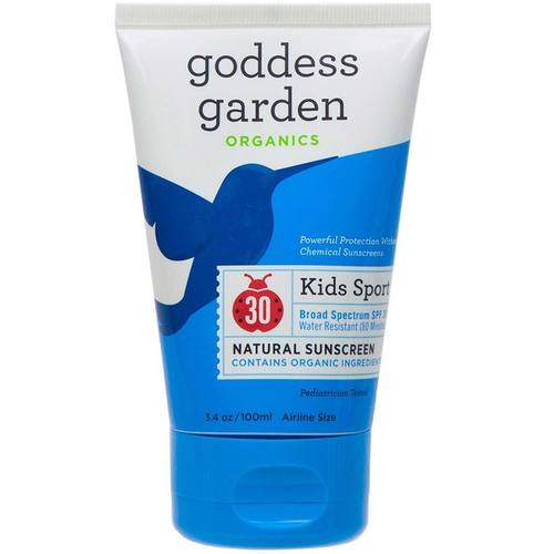 Kid's Sport Natural Sunscreen SPF 30