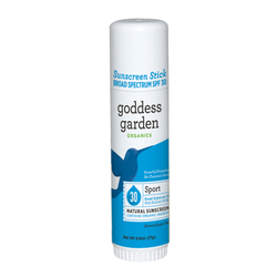 Goddess Garden Sport Natural Sunscreen