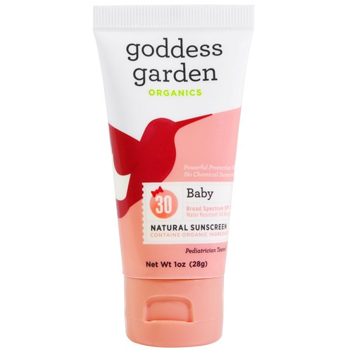 Baby Natural Sunscreen