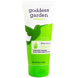 Goddess Garden After-Sun Gel with Aloe Vera