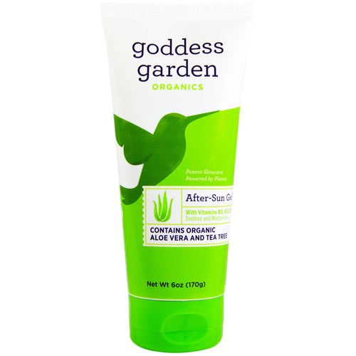 After-Sun Gel with Aloe Vera