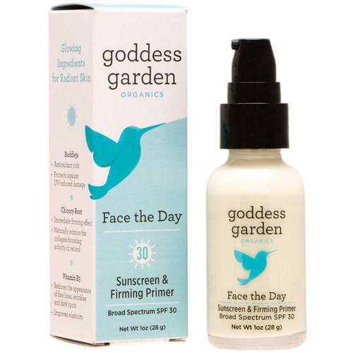 Face The Day Sunscreen  Firming Primer
