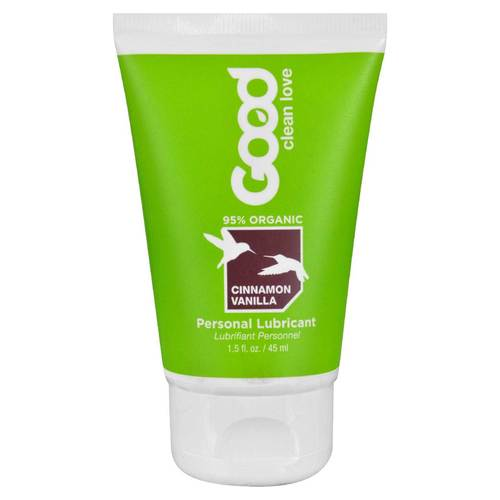 Good Clean Love Personal Lubricant, シナモンバニラ - 1.5 oz - 106399_front.jpg