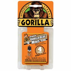 Gorilla Glue Single Use Original Gorilla Glue Minis
