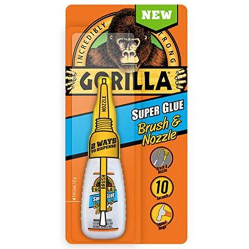 Super Glue with Brush & Nozzle