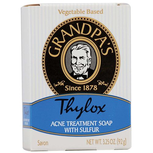 Thylox Acne Treatment Bar Soap with Sulfur