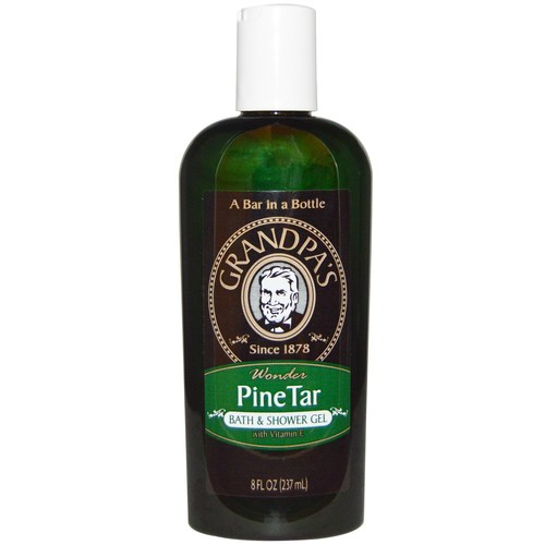 Pine Tar Bath  Shower Gel