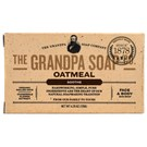 Oatmeal Face & Body Bar Soap