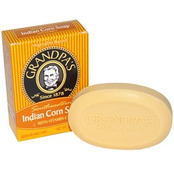 Grandpa's Indian Corn Soap