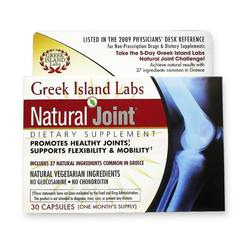 Greek Island Labs Natural Joint