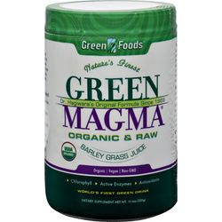 Green Foods Green Magma Barley Grass Powder