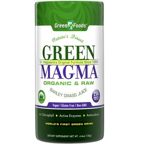 Green Magma 500 mg