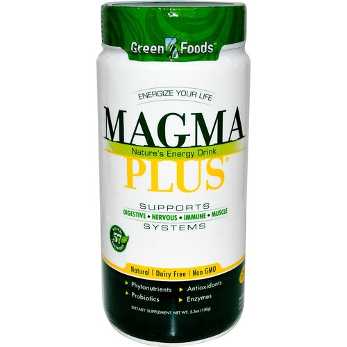 Green Foods Magma Plus  - 5.3 oz - 1617_01.jpg
