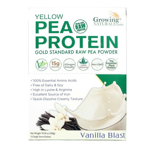 Yellow Pea Protein