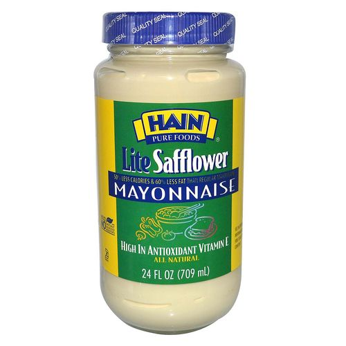 Lite Safflower Mayonnaise (12 Pack)